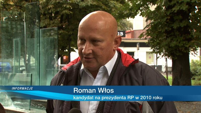 Roman Włos na prezydenta